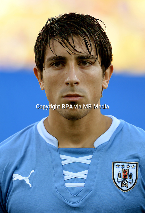 Football Fifa Brazil 2014 World Cup / <br /> Uruguay National Team - <br /> JORGE FUCILE of Uruguay