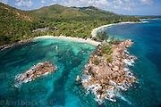 Luxury resort, Seychelles, photographer Karl Blackwell