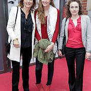 NLD/Amsterdam/20120617 - Premiere Het Geheugen van Water, Marnie Blok en kinderen