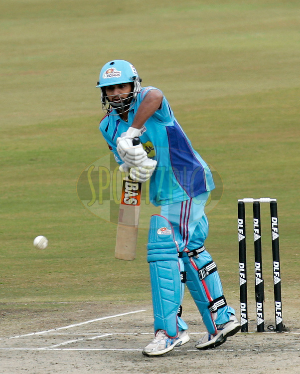 CENTURION, SOUTH AFRICA - 21 May 2009. Indians player Dilhara Fernando in action during the DLF IPL Season 2 match between the Mumbai Indians and the Delhi Daredevils held at Supersport Park  in Centurion, South Africa..