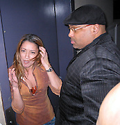 **EXCLUSIVE**.Janet being escorted out of the Club by security after having a fight with Kimora Lee Simmons .Alicia Keys 26th Birthday Party.Bed Nightclub.New York, NY, USA .Wednesday, January 24, 2007.Photo By Selma Fonseca/Celebrityvibe.com.To license this image call (212) 410 5354 or;.Email: celebrityvibe@gmail.com; .Website: http://www.celebrityvibe.com/.