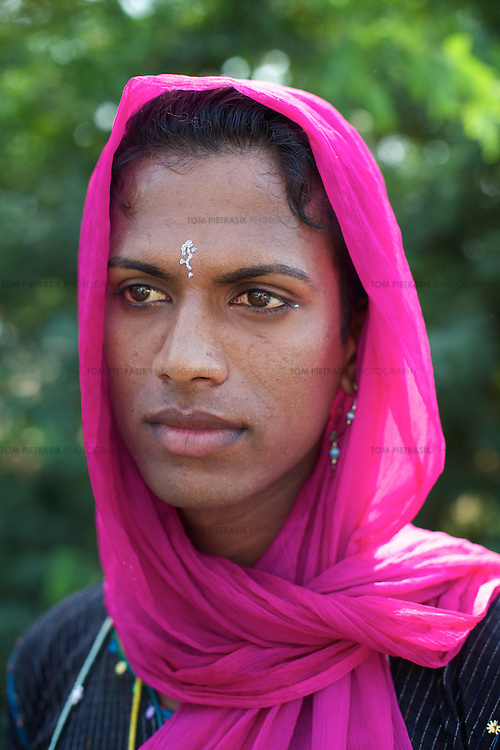 Transexual, Transgenders And Aravani Gay Men In Tamil Nadu -7186