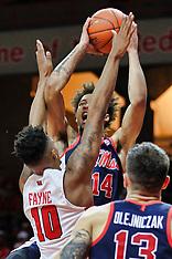 20181207 Ole Miss at Illinois State men's basketball photos