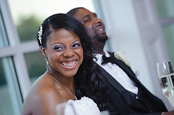 Chrystal & Robert Wedding