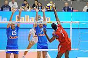 © Filippo Alfero<br /> Torino , 18/07/2008<br /> World League Pallavolo 2008 - Italia vs Cuba<br /> sport , volley<br /> Nella foto: Leon