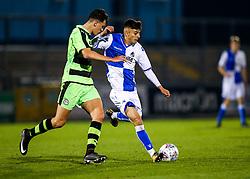Lucas Tomlinson of Bristol Rovers U18 - Rogan/JMP - 02/11/2017 - FOOTBALL - Memorial Stadium - Bristol, England - Bristol Rovers U18 v Forest Green Rovers U18 - FA Youth Cup 1st Round.
