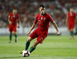 September 10, 2018 - Lisbon, Portugal - Portugal v Italy - UEFA Nations League.Pizzi of Portugal at Estadio da Luz in Lisbon, Portugal on September 10, 2018. (Credit Image: © Matteo Ciambelli/NurPhoto/ZUMA Press)