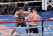 Canelo Alvarez v Gennady Golovkin - 16 September