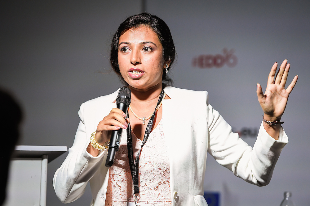 20160615 - Brussels , Belgium - 2016 June 15th - European Development Days - A strategy for culture in EU external relations and development policies  - Hasini Haputhanthri, Technical Advisor<br /> Deutsche Gesellschaft für Internationale Zusammenarbeitt © European Union