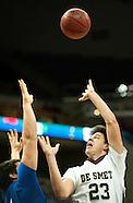 2013 De Smet Jesuit HS v Rockhurst HS boys' basketball