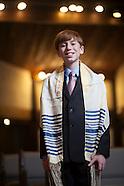Jordan's Bar Mitzvah Portraits