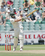 AB de Villiers knocks a four from Paul Collingwood's bowling during day 3 of the 4th Castle Test between South Africa and England held at The Bidvest Wanderers Stadium in Johannesburg, South Africa on the 16 January 2010.Photo by:  Ron Gaunt/SPORTZPICS