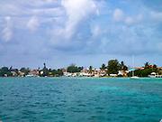 Eastern coastline of Bimini