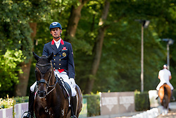 Hester Carl, GBR, Hawtins Delicato<br /> EC Rotterdam 2019<br /> © Hippo Foto - Sharon Vandeput<br /> 24/08/19