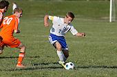 MCHS Varsity Boys Soccer vs Clarke