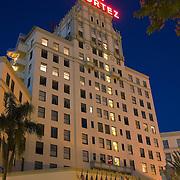 El Cortez Hotel, San Diego, CA