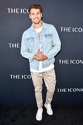 Sydney, Australia - 30th November 2017: Celebrities and VIP's arrive at The ICONIC Summer 2017/18 runway show. This show is set to take place floating on Sydney Harbour with spectators being able to watch it from the First Fleet Step in Sydney. 30 Nov 2017 Pictured: Matty J. Photo credit: Triangular Pics / MEGA TheMegaAgency.com +1 888 505 6342