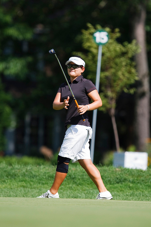 July 5, 2009: Eunjung Yi during the Final round of the Jamie Farr Owens Corning Classic Golf Tournament at Highland Meadows Golf Club in Sylvania, Ohio.