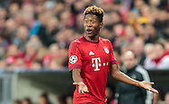David Alaba of Bayern Munich during the UEFA Champions League match at Allianz Arena, Munich<br /> Picture by EXPA Pictures/Focus Images Ltd 07814482222<br /> 03/05/2016<br /> ***UK &amp; IRELAND ONLY***<br /> EXPA-FEI-160503-5007.jpg