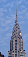 The Chrysler building, New York City