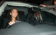 05.MARCH.2011. LONDON<br /> <br /> FOOTBALLER MICHAEL ESSIEN LEAVING THE NOZOMI RESTAURANT WITH A MYSTERY GIRL IN KNIGHTSBRIDGE, CENTRAL LONDON.<br /> <br /> BYLINE: EDBIMAGEARCHIVE.COM<br /> <br /> *THIS IMAGE IS STRICTLY FOR UK NEWSPAPERS AND MAGAZINES ONLY*<br /> *FOR WORLD WIDE SALES AND WEB USE PLEASE CONTACT EDBIMAGEARCHIVE - 0208 954 5968*