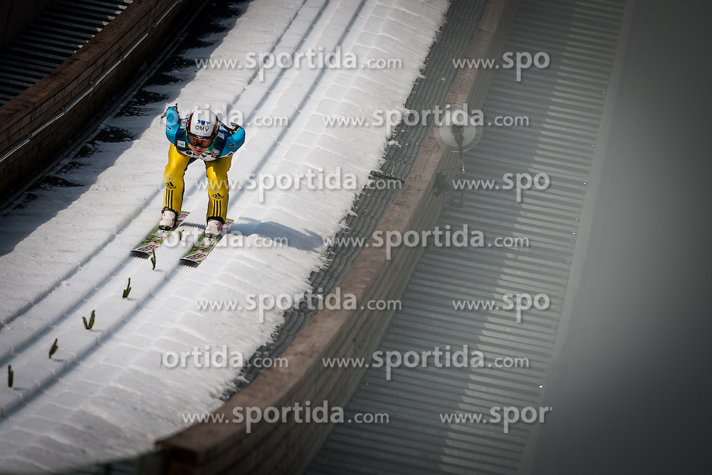 During Large Hill Individual Event at 3nd day of FIS Ski Jumping World Cup Finals Planica 2014, on March 22, 2014 in Planica, Slovenia. Photo by Grega Valancic / Sportida