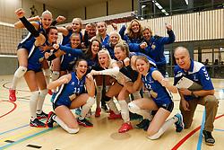 20181027 NED: Nationale Beker Vrouwen, Capelle aan den IJssel <br />IMS Voltena wint in de eerste ronde van VCN en VoCASA en plaats zich voor de 2de ronde<br />©2018-FotoHoogendoorn.nl / Pim Waslander