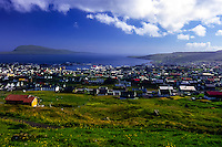Torshavn is the capital and largest town on the Faroe Islands.