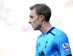 Tottenham Hotspur's Christian Eriksen - Photo mandatory by-line: Joe Meredith/JMP - Tel: Mobile: 07966 386802 19/01/2014 - SPORT - FOOTBALL - Liberty Stadium - Swansea - Swansea City v Tottenham Hotspur - Barclays Premier League