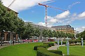 Kunsthalle - Rohbau fertig