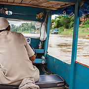 Boat Captain - Luang Prabang, Laos