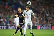 Real Madrid v Tottenham - 17 October 2017