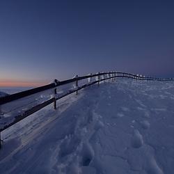 Rigi wintertime