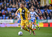 Fulham midfielder Jamie O-Hara during the Sky Bet Championship match between Reading and Fulham at the Madejski Stadium, Reading, England on 5 March 2016. Photo by Adam Rivers.