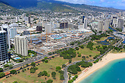 Ala Moana Shopping Center, Waikiki, Honolulu, Oahu, Hawaii