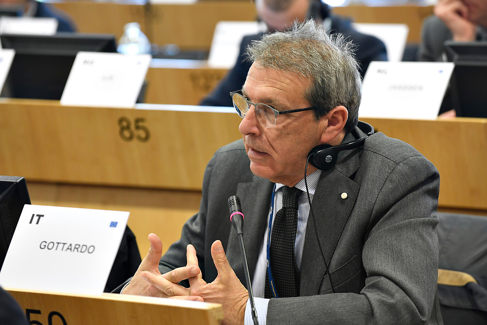 11 May 2017, EPP Group meeting<br /> Belgium - Brussels - May 2017 <br /> GOTTARDO	Isidoro<br /> &copy; European Union / Photographer