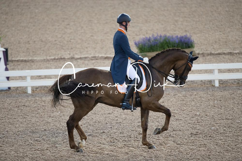 Van Silfhout Diederik, NED, Four Seasons 19<br /> FEI European Dressage Championships - Goteborg 2017 <br /> &copy; Hippo Foto - Dirk Caremans<br /> 22/08/2017,