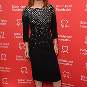 Kay Burley attend The British Heart Foundation's Heart Hero Awards at The Globe Theatre, to celebrate and say thank you to the charity's inspirational supporters. Picture date: Friday 5 October 2018. Hosted by Kay Burley, awards went to selfless fundraisers and those who have shown remarkable bravery and gone above and beyond to help others. Nominations are now open for next year's Heart Hero Awards.