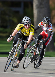 The 2008 USA Cycling Collegiate National Championships Criterium women's division 1 event was held in Fort Collins, CO on May 10, 2008.