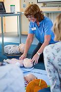 St Johns Ambulance mothers and babies