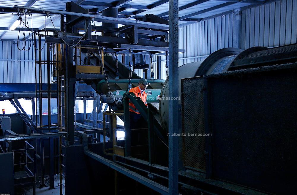 centreo separazione alluminio ecoglass