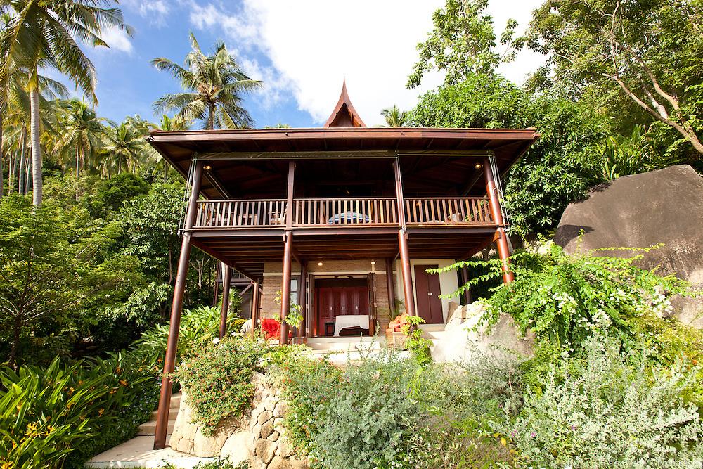 The Teak Villa, Nagalaya, Koh Samui, Thailand