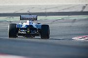February 20, 2013 - Barcelona Spain. Valtteri Bottas, Williams F1 Team-  during pre-season testing from Circuit de Catalunya.