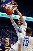 NCAA Basketball - Kentucky Wildcats vs Canisius Golden Griffins - Lexington, Ky