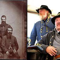 ca. 1863, Washington, DC / 2012, Gettysburg, Pennsylvania