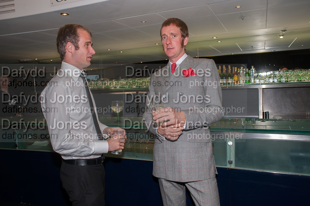 BRADLEY WIGGINS, 2012 GQ Men of the Year Awards,  Royal Opera House. Covent Garden, London.  3 September 2012