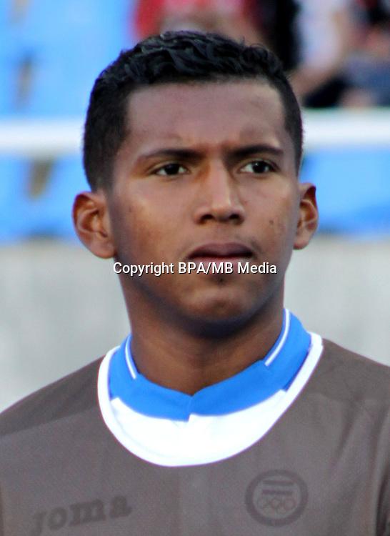 Fifa Men&acute;s Tournament - Olympic Games Rio 2016 - <br /> Honduras National Team -  <br /> Elder TORRES