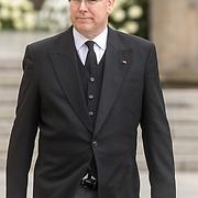 LUX/Luxemburg/20190504 - Funeral of HRH Grand Duke Jean/Uitvaart Groothertog Jean, Prins Albert II van Monaco