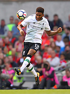 Joe Gomez of Liverpool during the Pre-season Friendly match at the Aviva Stadium, Dublin<br /> Picture by Yannis Halas/Focus Images Ltd +353 8725 82019<br /> 05/08/2017