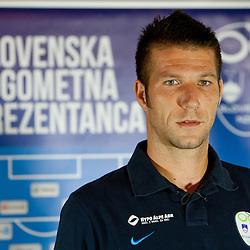 20120812: SLO, Football - Slovenian National Team gathering at Brdo pri Kranju
